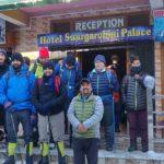 Base Camp Sankri