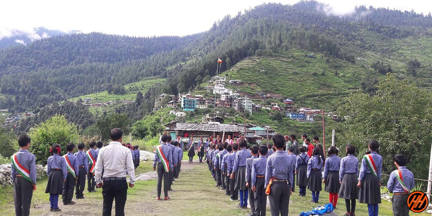Sankri Village School