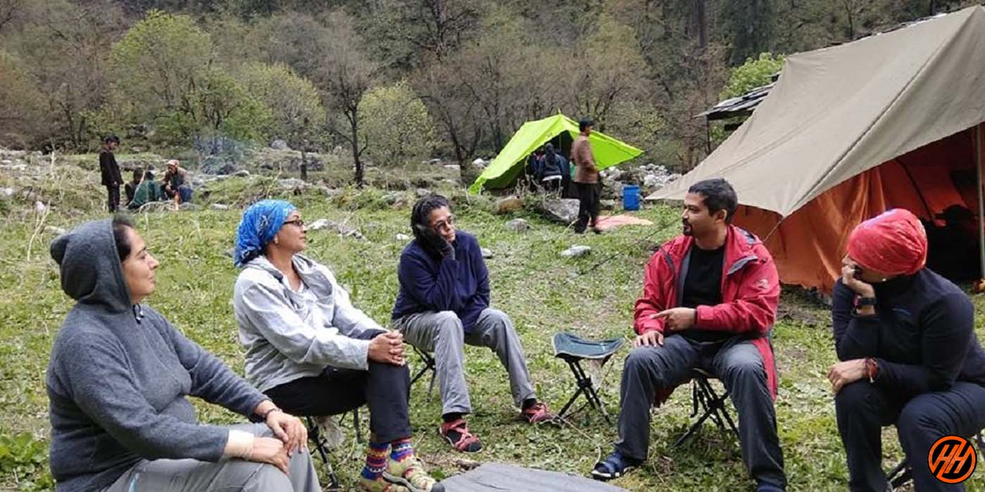 ranglana peak Safety Tips for Safe Trekking