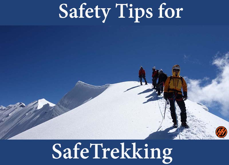 safety tips for safe trekking2