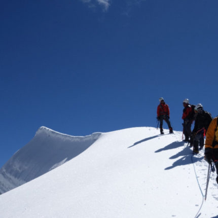 Kedar Dome Expedition