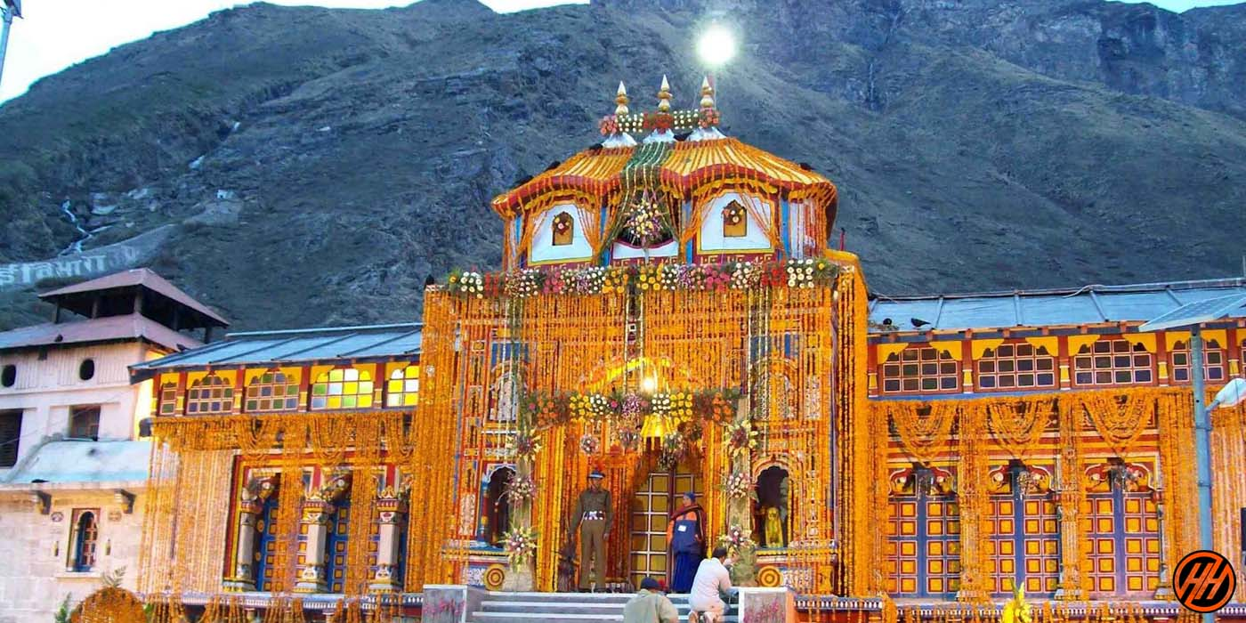 Badrinath is 2nd Dham in Char Dham Yatra