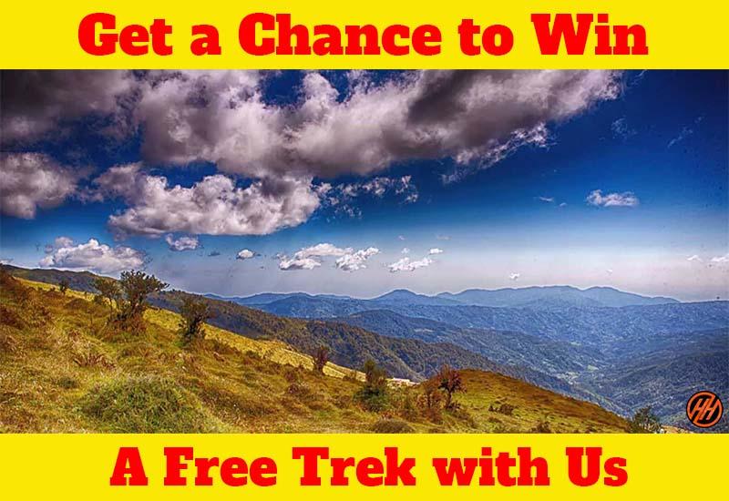Win a Free Trek