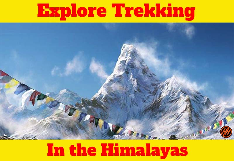 Trekking in the Himalayas1