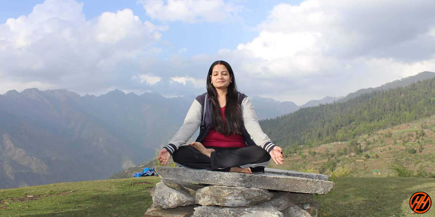 Yoga From Himalayas