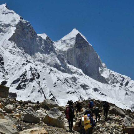Bhagirathi Peak