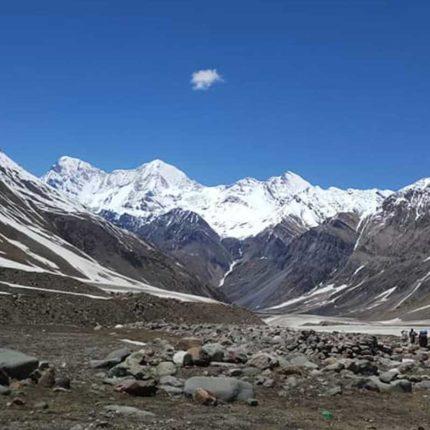 Lamkhaga Pass
