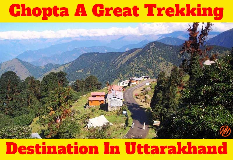 Chopta a Great Trekking Destination