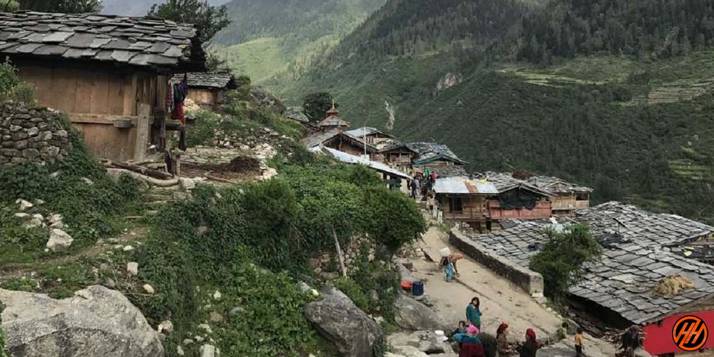 Osla the 2nd Himalayan Villages