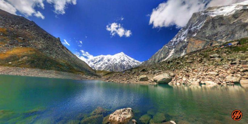 Satopanth-lake