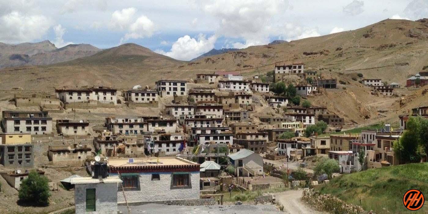 kanamo peak: 5th 2nd Himalayan Villages