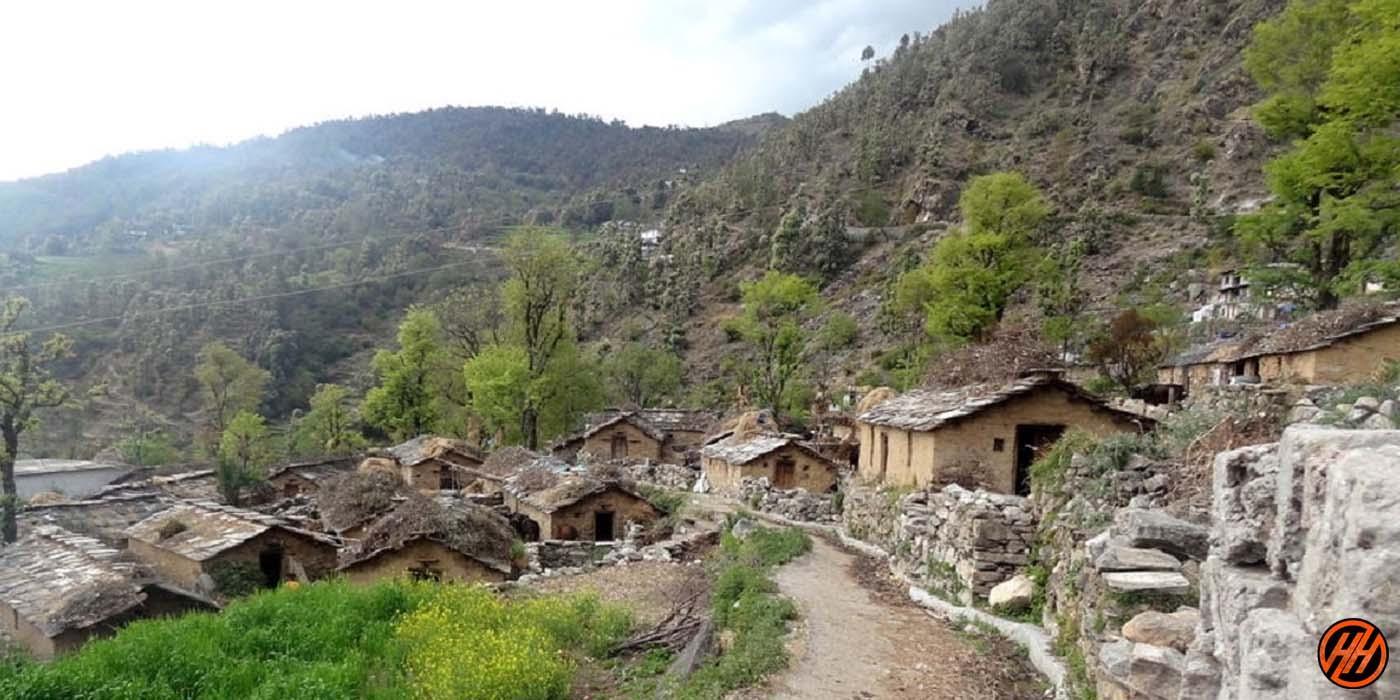 sari: 4nd Himalayan Villages