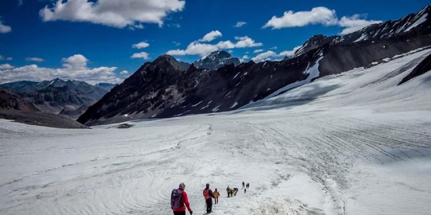 Trekking in india - Geochara