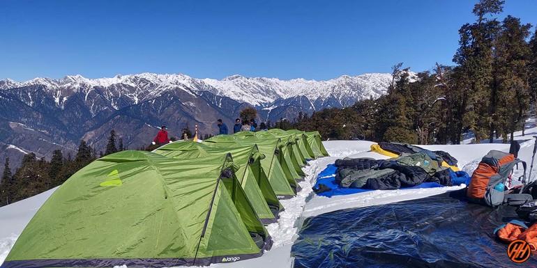 Kedarkantha Base Camp