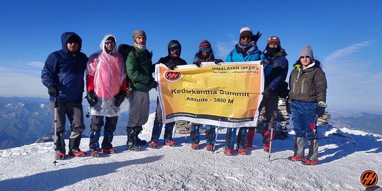 Kedarkantha Summit
