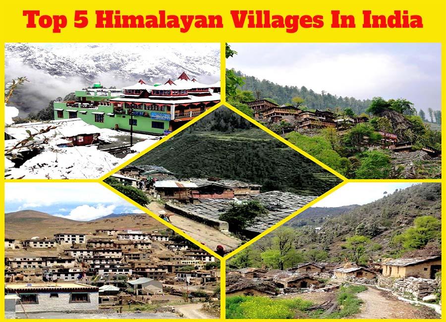 Himalayan Villages