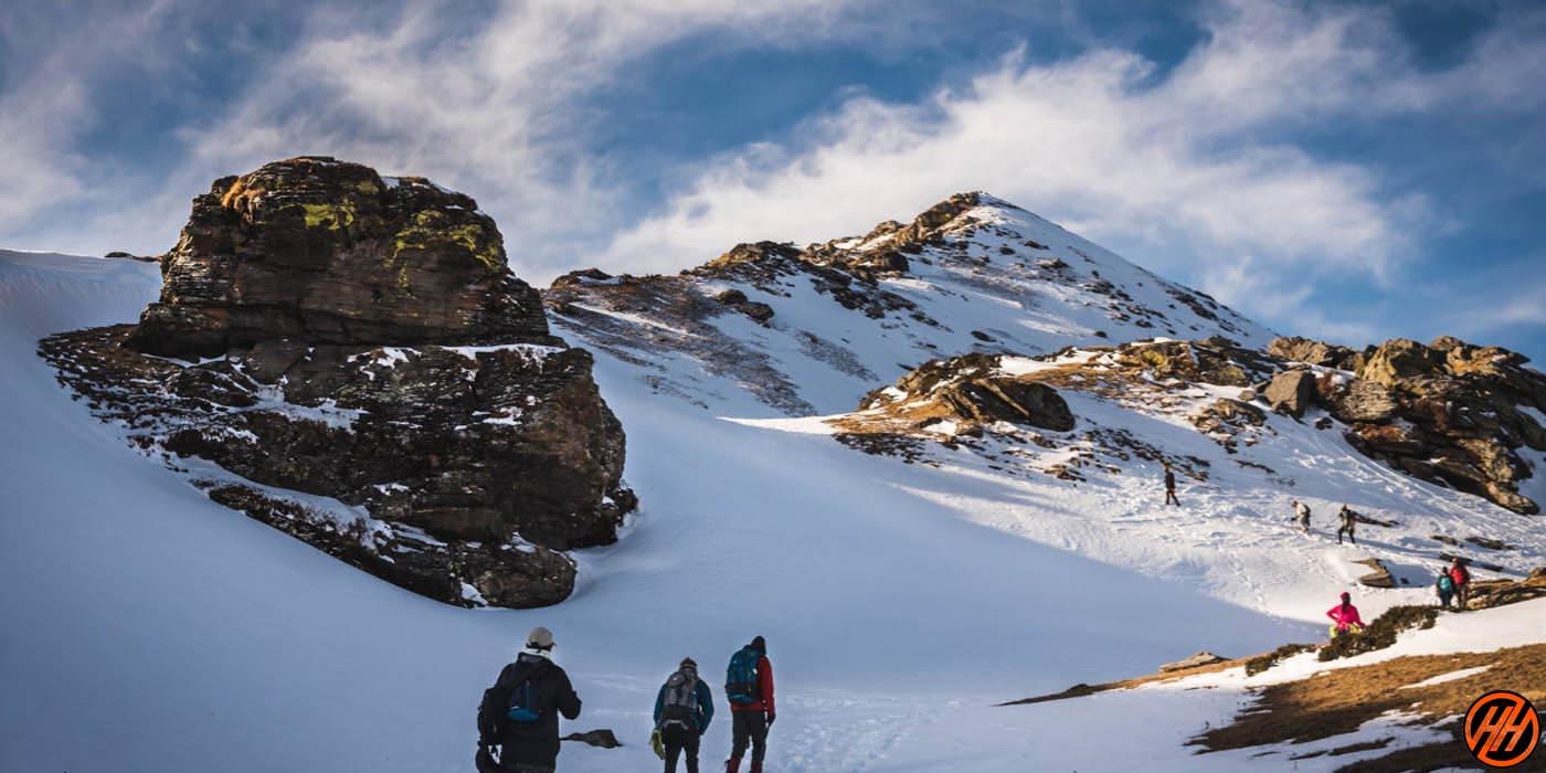 Trekking in india - Kedarkantha