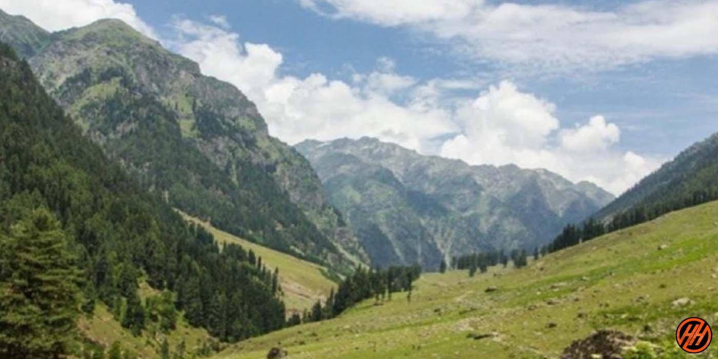 tosh valley a budget friendly trek in Himachal Pradesh