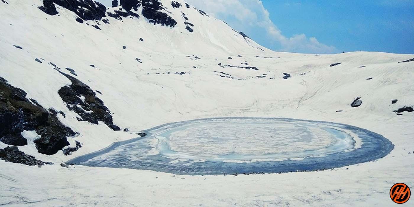 Bhrigu lake trek