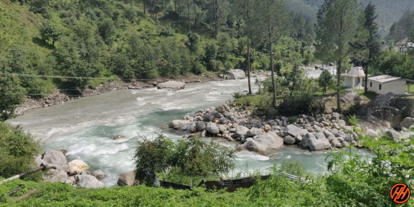 The Rupin River