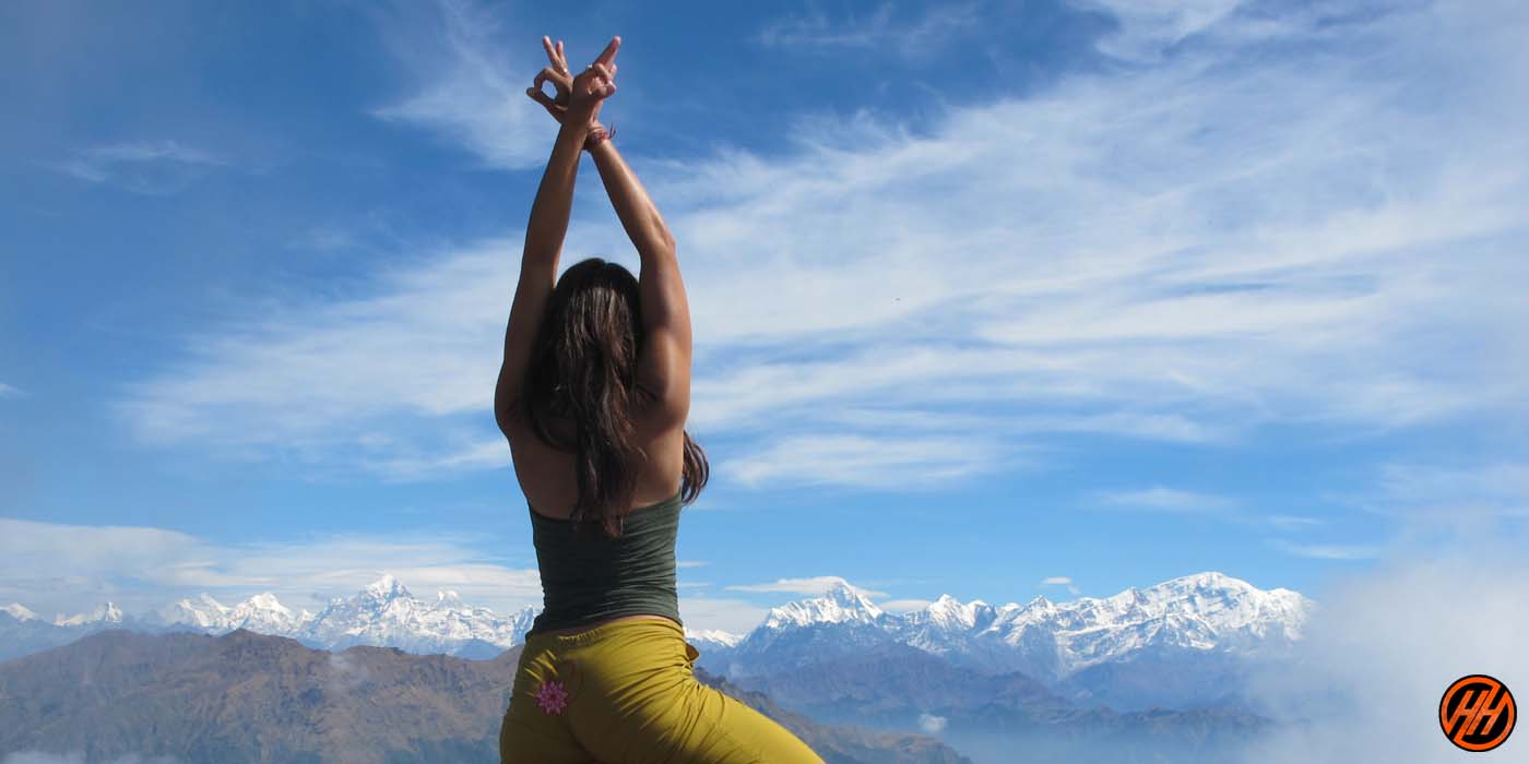 Yoga and Meditation with Trekking