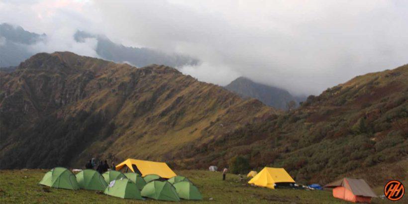 Baraadsar Lake Trek 4