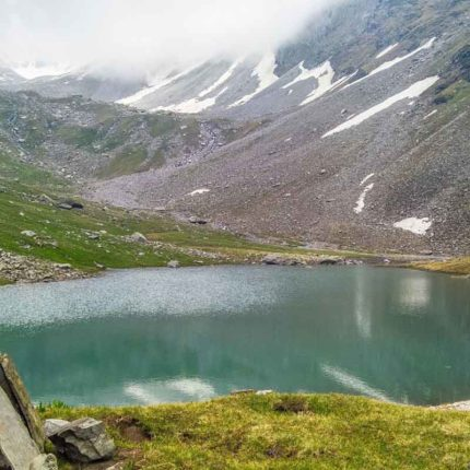 Chandranahan Lake Trek