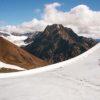 Beautiful Glacier in Pin Parvati Pass Trek
