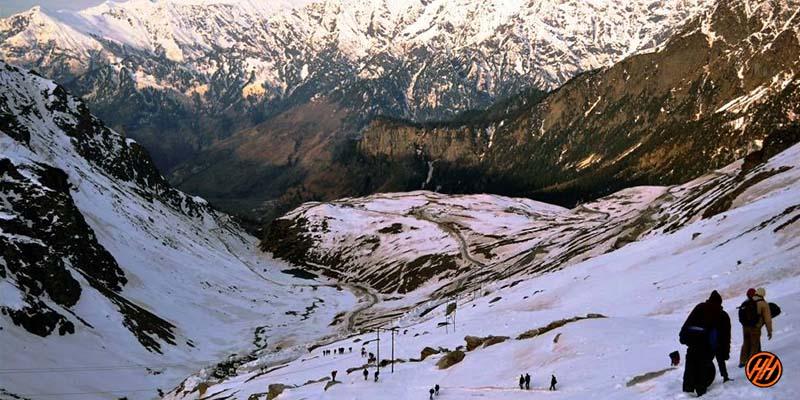 Rohtang Pass trek