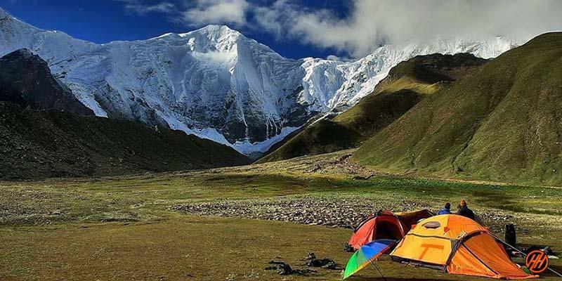 Beautiful Campsite