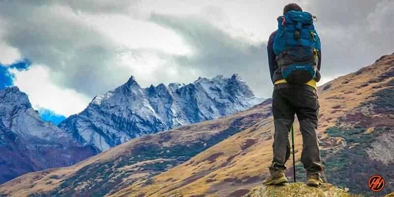 Amazing Views in Nanda Devi Base Camp Trek