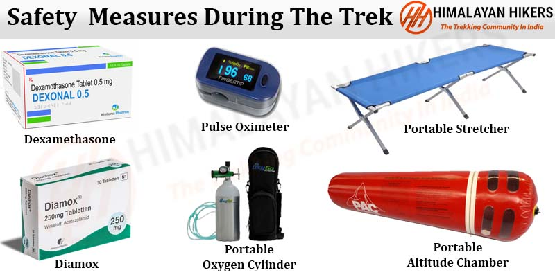 Safety Measures from Himalayan Hikers
