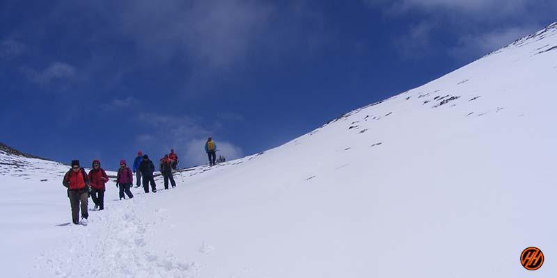 Rudugaira Peak